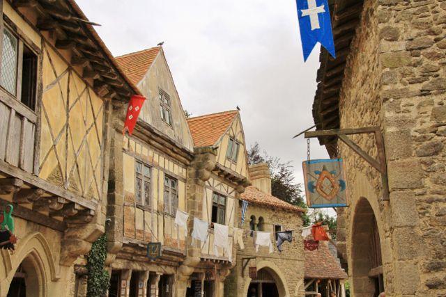 Cité médievale Puy du Fou