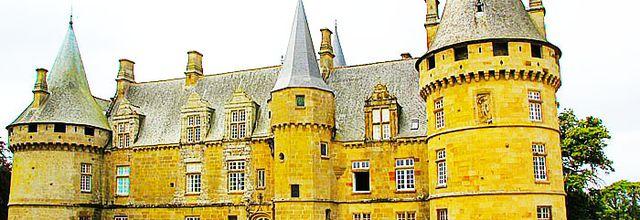 Châteaux d'Ille-et-Vilaine (fin)