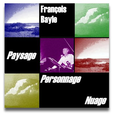 (1980) Paysage, personnage, nuage