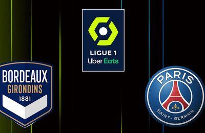 Bordeaux / PSG ! Sur quelle chaîne suivre la rencontre ce mercredi ?