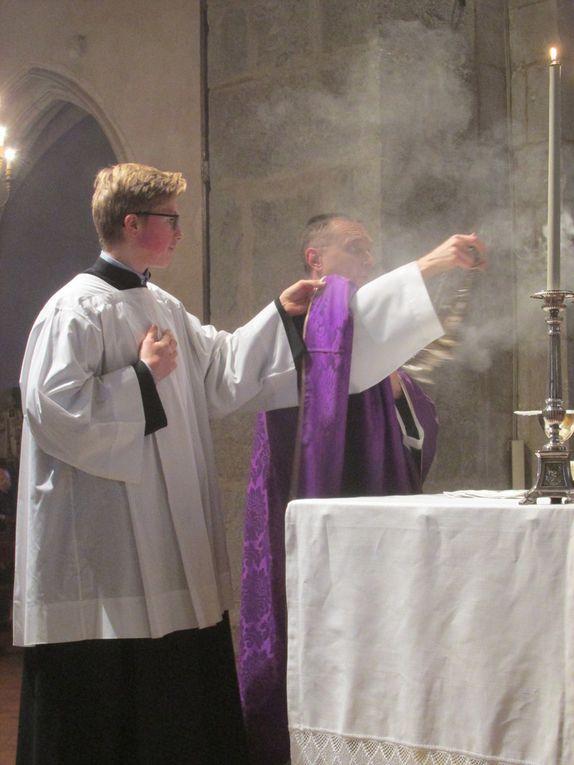 Messe du 4e dimanche de l'Avent à Villars le 22 décembre 2019