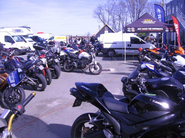 Amicale-Motocycliste-Brestoise-2013 à Carole Démonstration, motos et side-cars de vitesse