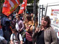 Inspecteur du travail suspendu : FO manifeste son soutien à Paris