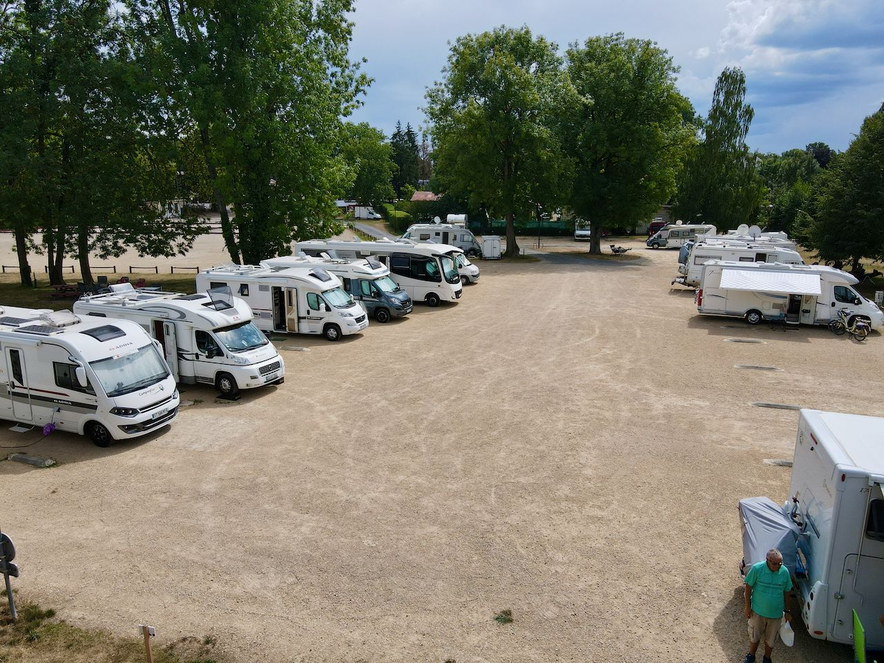 INDEX:(55) MEUSE * AIRES-DE-SERVICES * CAMPING * FRANCE PASSION