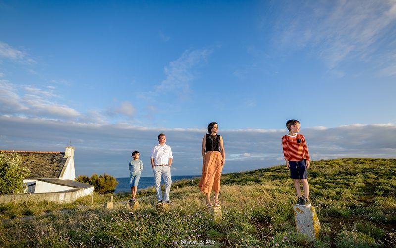 28 juillet - Francis et sa famille retour aux sources