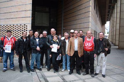 ATTENTION : Ce matin toutes et tous au Tribunal pour soutenir Erhel - 030712
