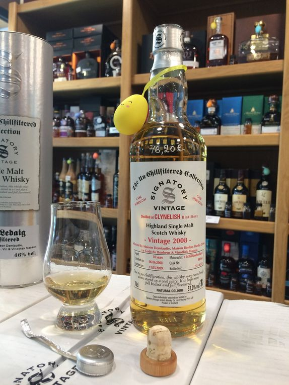 Clynelish 2008 - Cask Strength