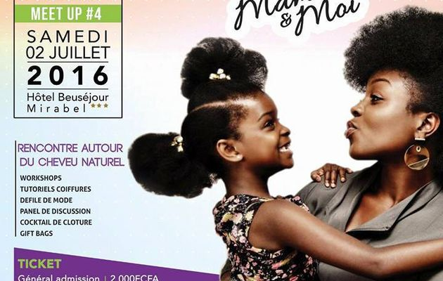 So Natural...So Me MEETUP #4: The place to be + Jeu concours