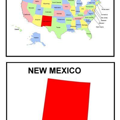 Mexique : carte géographique, population, villes
