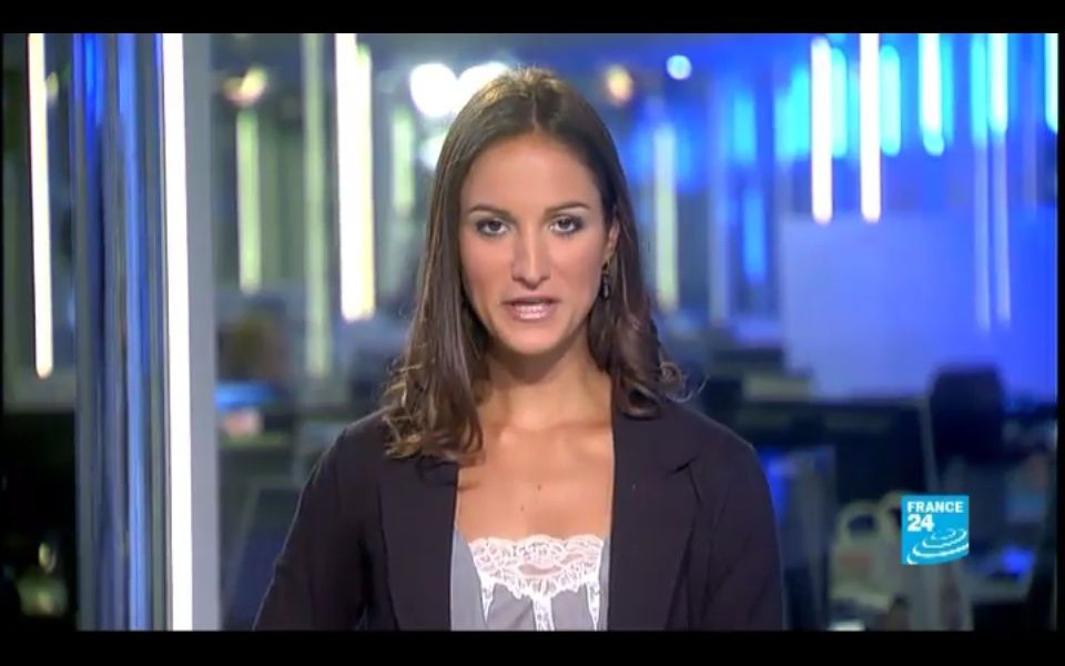 [2012 06 01] MARION GAUDIN - FRANCE 24 - PARIS DIRECT @23H30