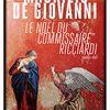 Le Noël du commissaire Ricciardi, de Maurizio de Giovanni