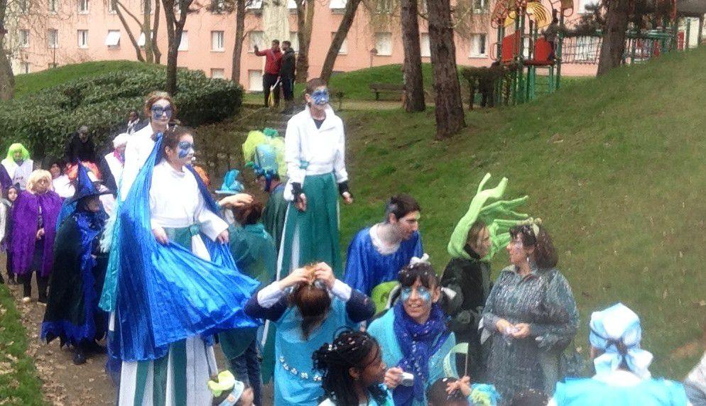 Retour en images sur le 20ème Carnaval des Quartiers Sud