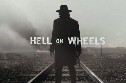 5 raisons de regarder Hell on Wheels : l'enfer de l'ouest sur D8…