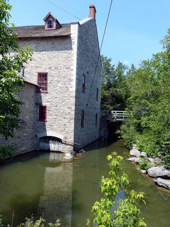 Retour au Québec, Ontario