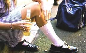 EL ALCOHOL Y LAS DROGAS