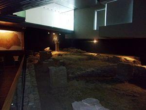 Lugo - Ruines du mithræum.