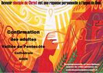 CONFIRMATION DES ADULTES : SAMEDI 22 MAI 2021 À LA CATHÉDRALE SAINT-CAPRAIS D'AGEN