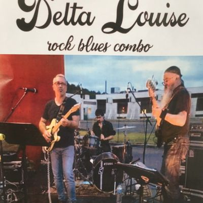 Vendredi 9 octobre – DELTA LOUISE – Rock