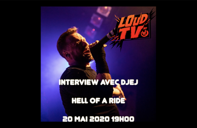 VIDEO - Retrouvez nous demain en direct à 19h pour l'interview de HELL OF A RIDE