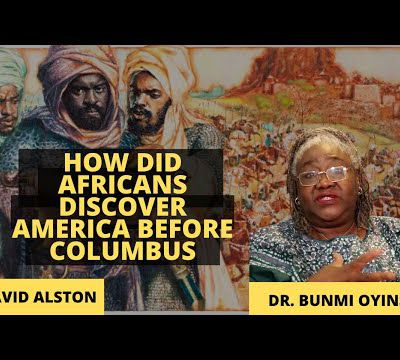 Sankofa Pan African Series - Africans discovery of America before Columbus | Dr. Bunmi Oyinsan