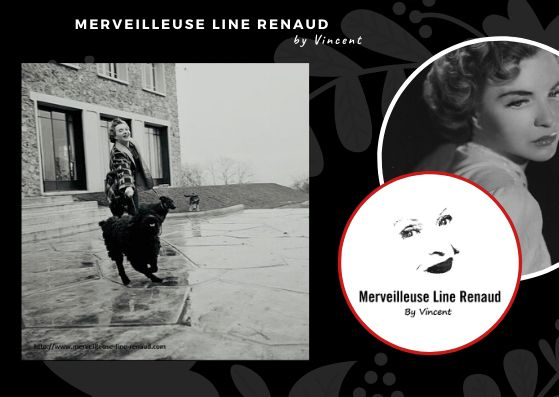 PHOTOS: Line Renaud chez elle