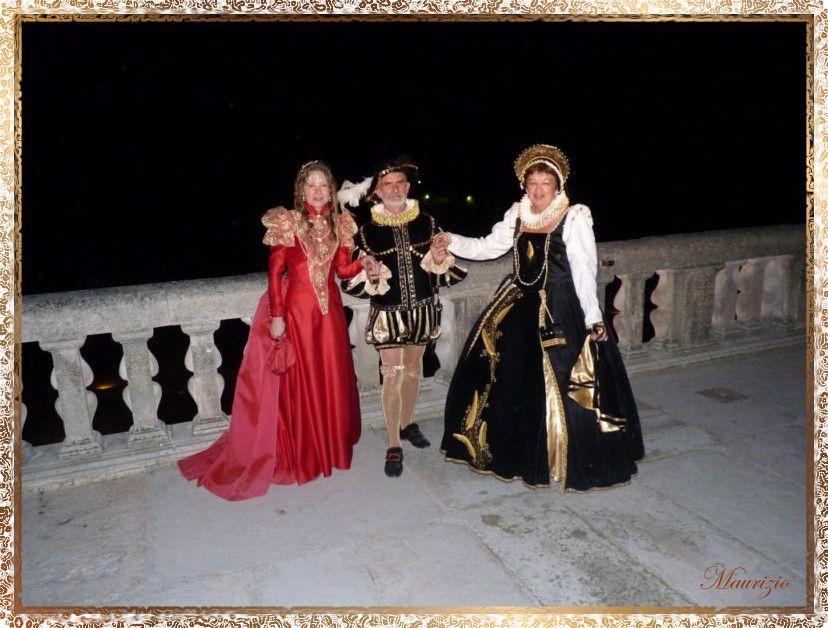 Les réjouissances passagères au château de Chambord un succès confirmé.