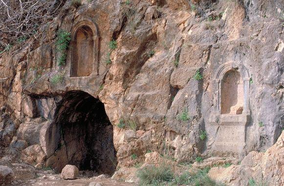 sanctuaire dieu Pan, Banyas, Césarée de Philippe