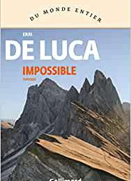 Impossible / Erri De Luca