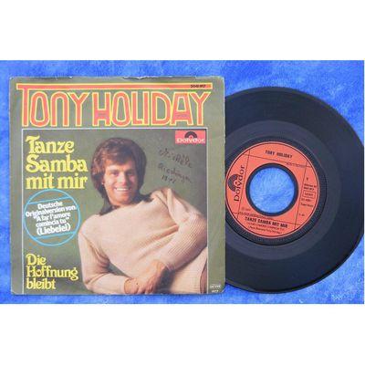 Tony Holiday - Tanze Samba mit mir 1977