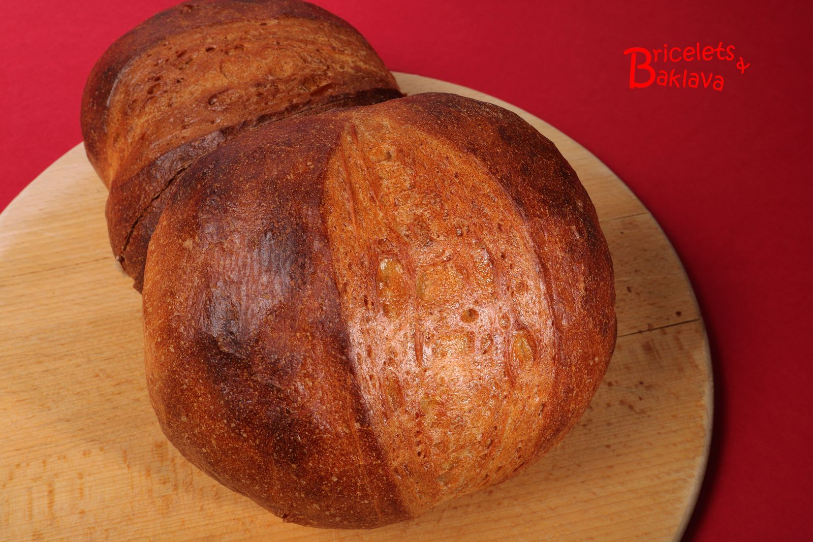 Le pain rond de Nidwald (Nidwaldnerbrot)