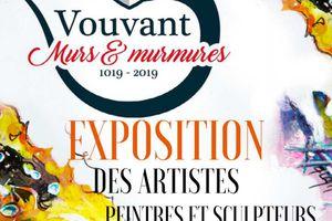Vouvant Village de peintres expose ce week-end