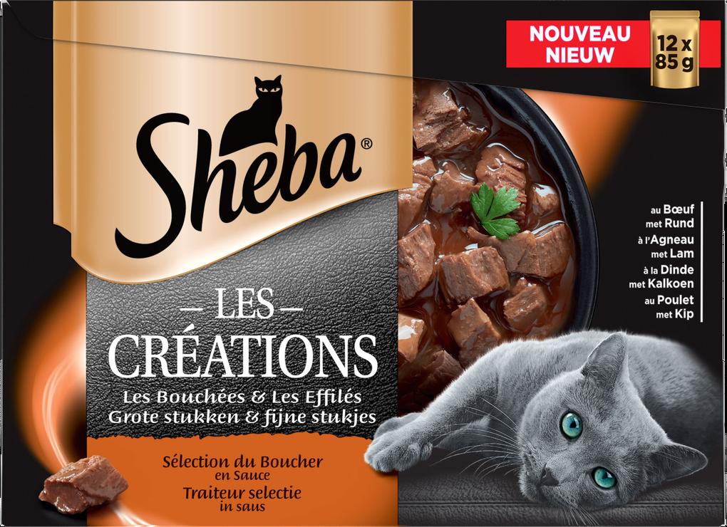Nouveautés Sheba