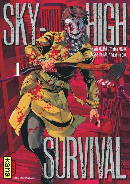 Killer Instinct & Sky-High Survival