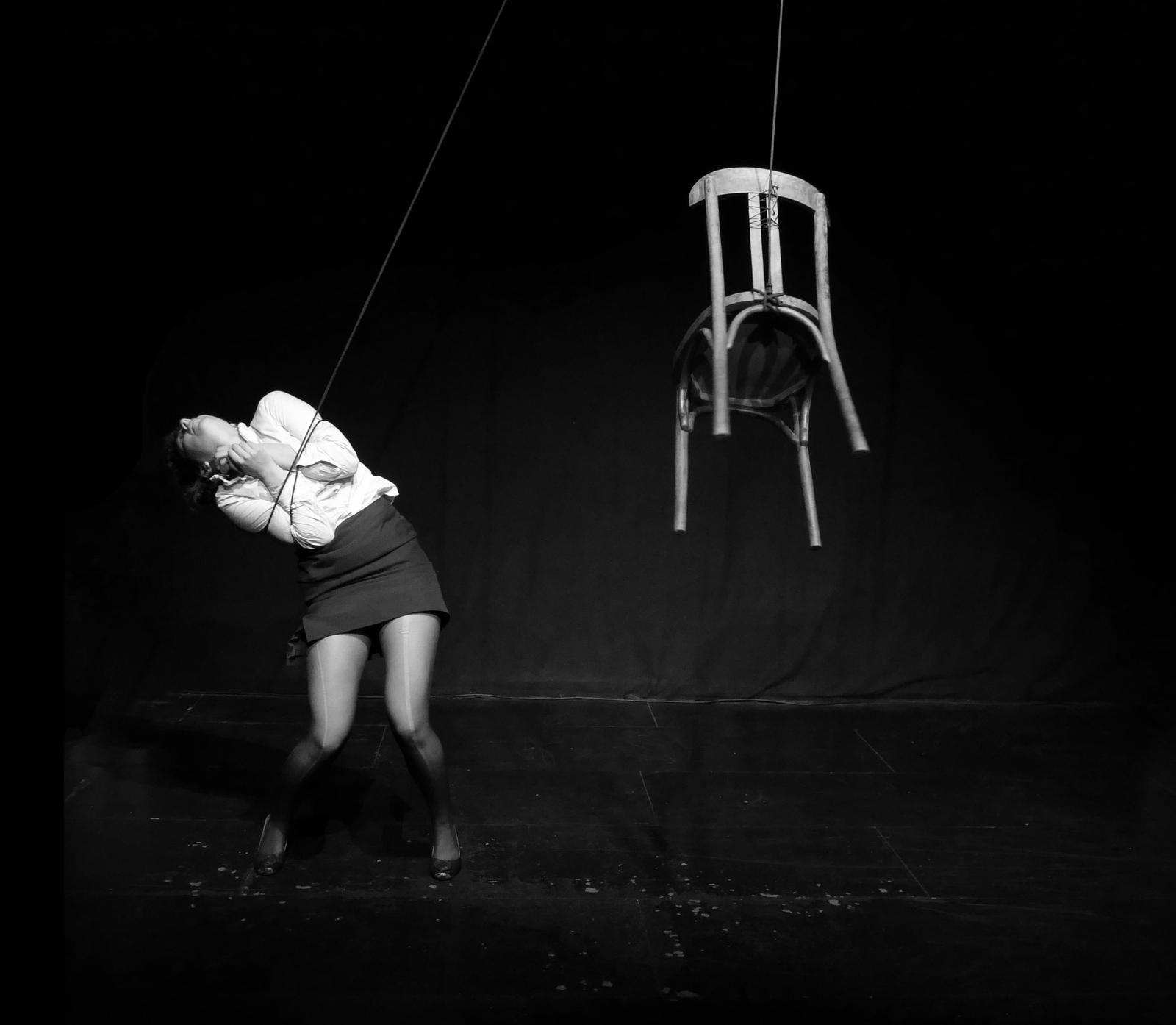 Sortie de résidence : La Chaise par le collectif Toter Winkle