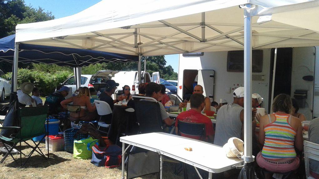 VCO - Piknik estival au bord de l'Yon à Piqué