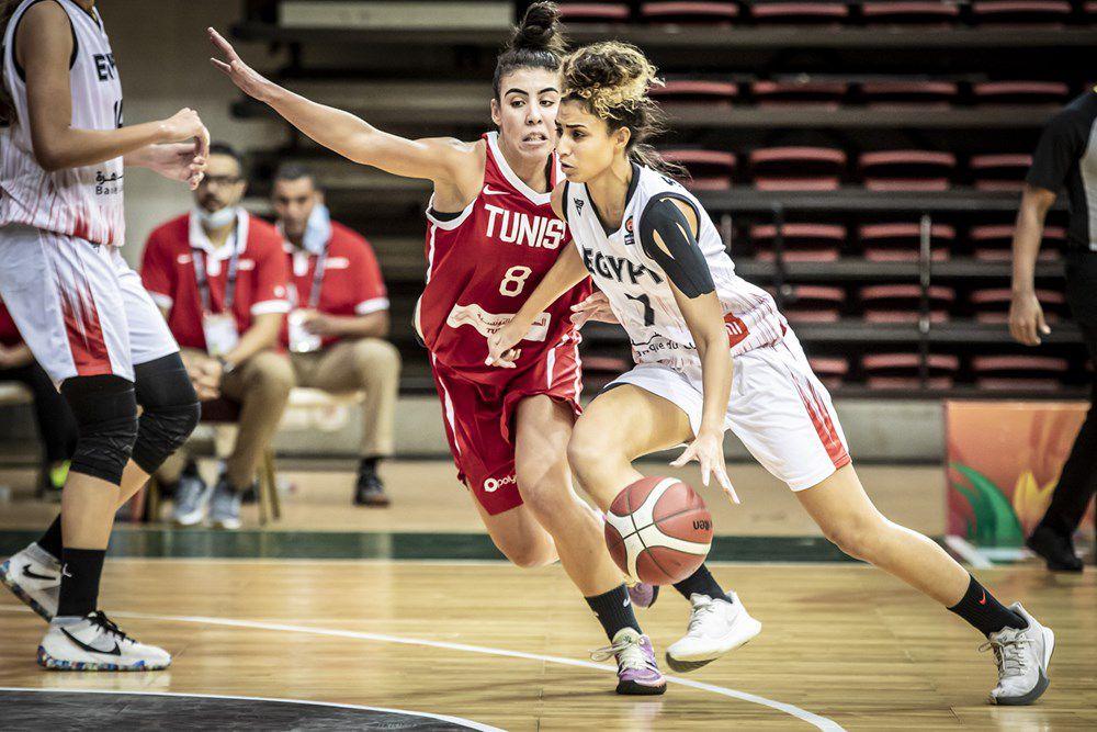 AfroBasket Women 2021 : l'Égypte surclasse la Tunisie et rejoint le Cameroun en quarts de finale