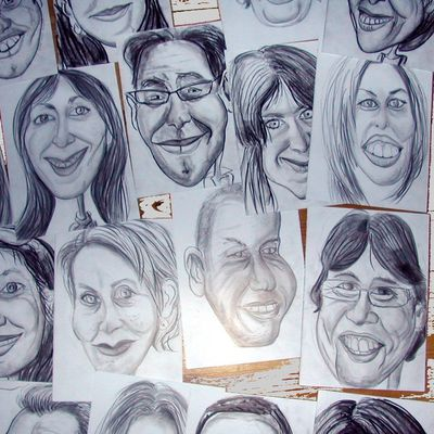 chausse-caricatures