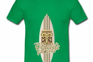 T Shirt Aquitaine blanc homme Biarritz For ever surf 64