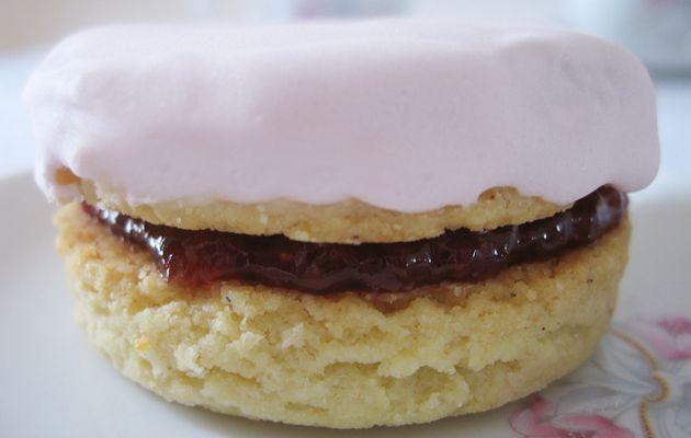 Biscuits 'napolitaines', les petites douceurs sucrées de mon île Maurice