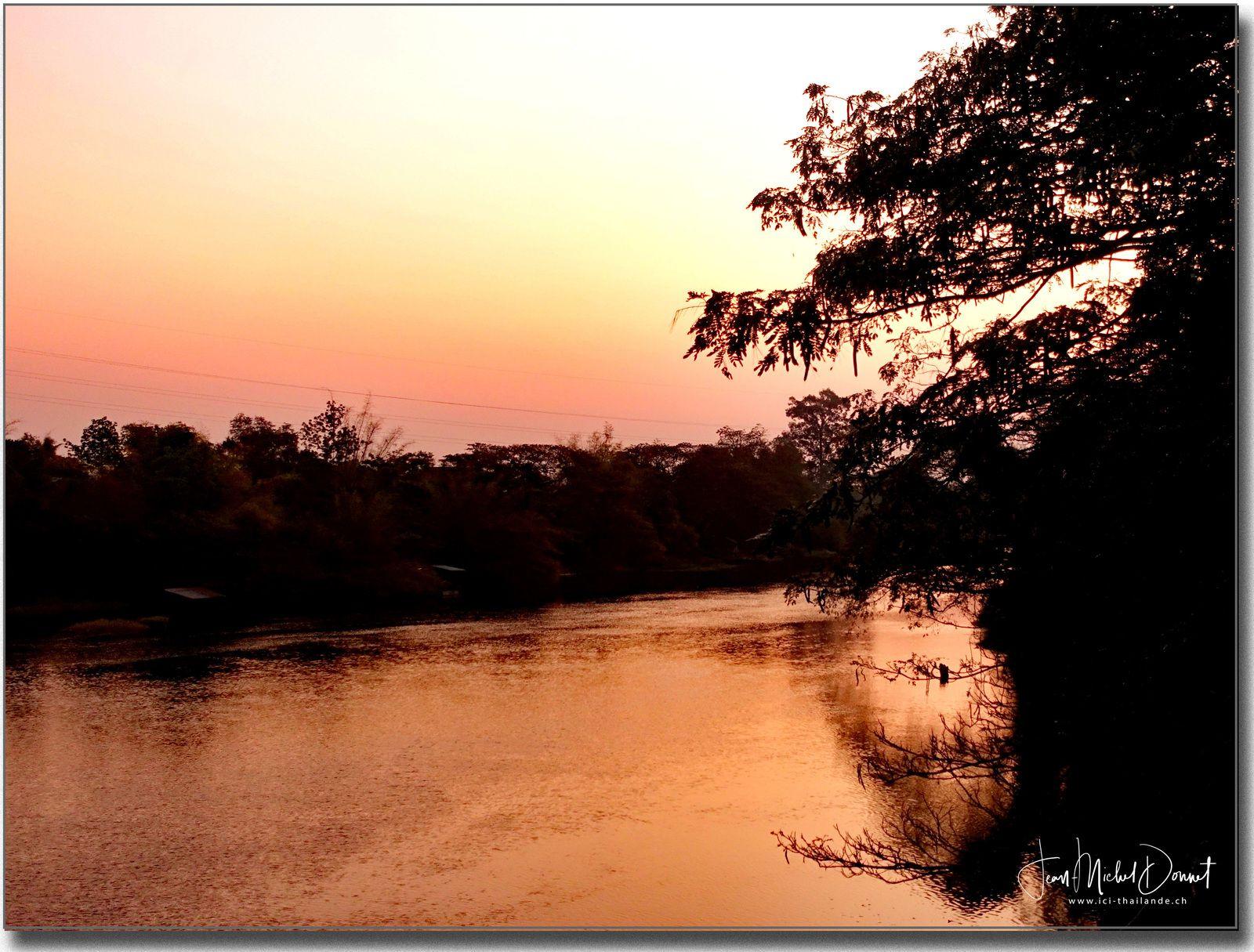 Entre marches, balades et contemplation... (Thaïlande)