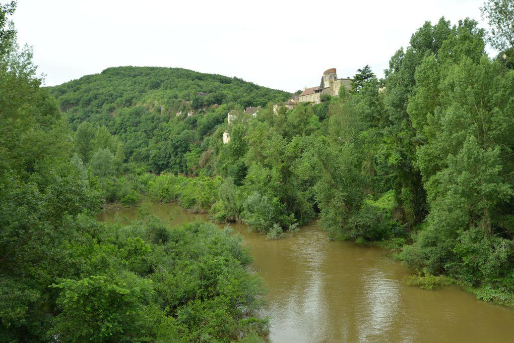 Saint Jacques dimanche 3 juin 2018 Cajarc Limogne-en-Quercy