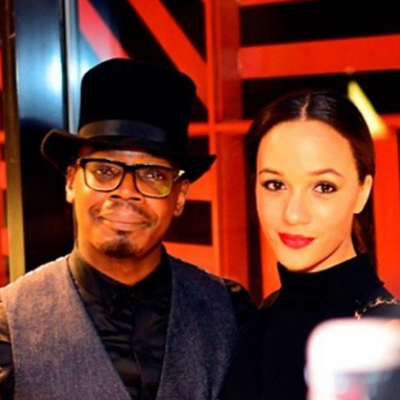 Eku Edewor's Baby Daddy, Chini Odogwu Can't Keep Calm As He Excitedly Awaits Birth Of Baby