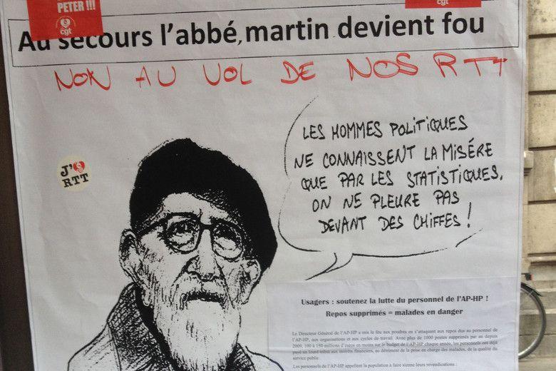 AP-HP ! ça continue : grève et manifestation nationale le 25 juin