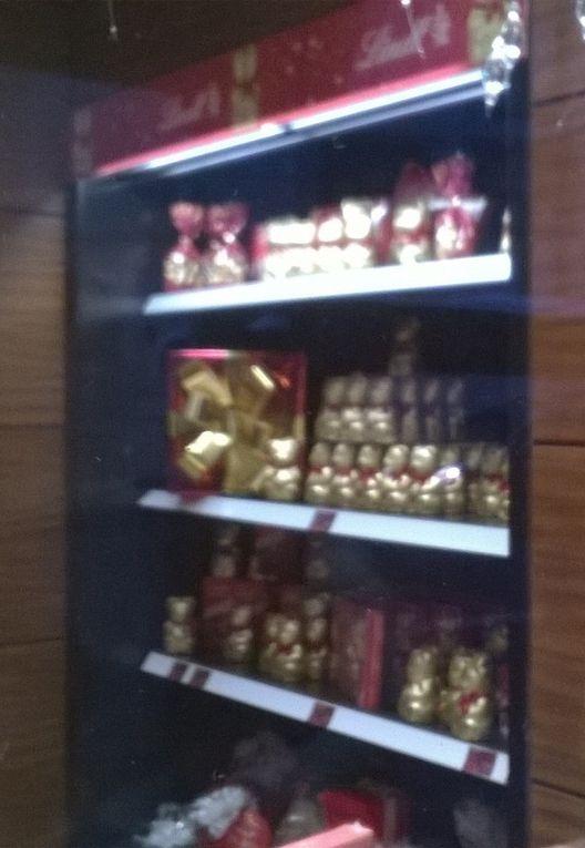 Une caverne aux chocolats