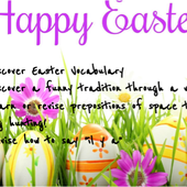 Happy Easter by edith-isabelle.charbonnier on Genial.ly
