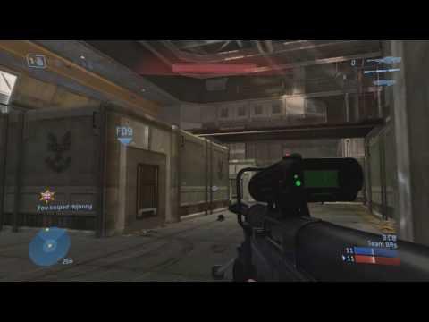 Le frag le plus chanceux de l'histoire de Halo