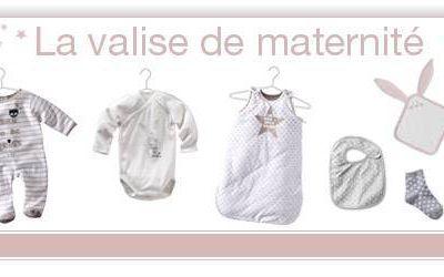 Petit à petit… je réfléchis à ma valise de maternité…