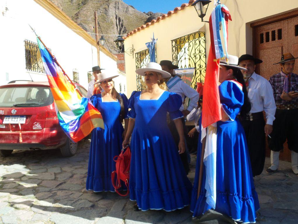 Groupes folkloriques de toute l'Argentine