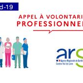 Professionnels : appels à volontaires pour venir en renforts en établissements de santé ou médico-sociaux