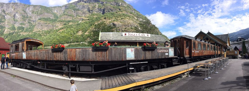 On my way to Norway - Sognefjord bis et retour à Bergen
